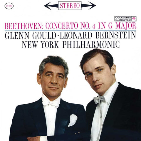 Beethoven - Concerto No. 4 In G Major - Gould - Bernstein - New York Philharmonic on Numbered Limited Edition 180g LP - direct audio