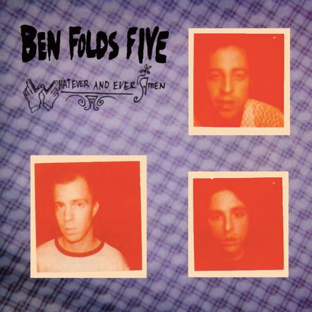 Ben Folds Five - Whatever And Ever Amen 180g Vinyl LP - direct audio