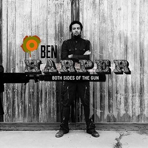 Ben Harper - Both Sides Of The Gun Limited Edition 180g Vinyl 2LP - direct audio