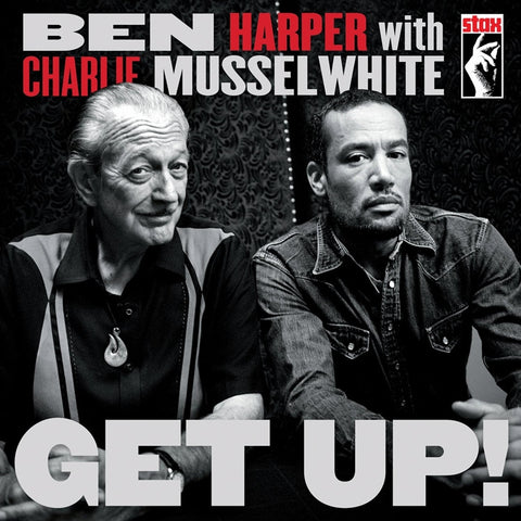 Ben Harper And Charlie Musselwhite - Get Up! LP + Download - direct audio
