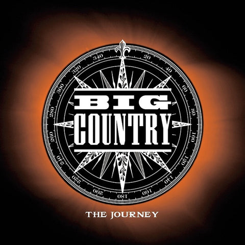 Big Country - The Journey 180g LP - direct audio