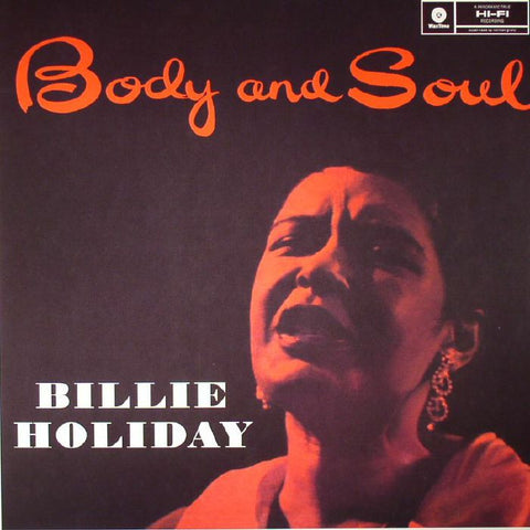 Billie Holiday - Body And Soul on Numbered Limited Edition 200g 45RPM 2LP Set - direct audio