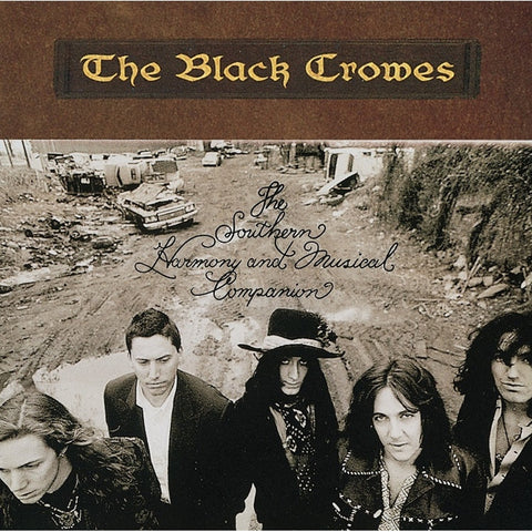 The Black Crowes - The Southern Harmony And Musical Companion Vinyl 2LP - direct audio