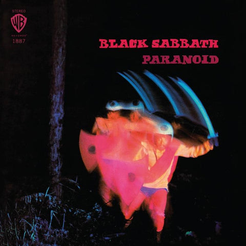 Black Sabbath - Paranoid (Deluxe Edition) 180g Vinyl 2LP (Out Of Stock) - direct audio
