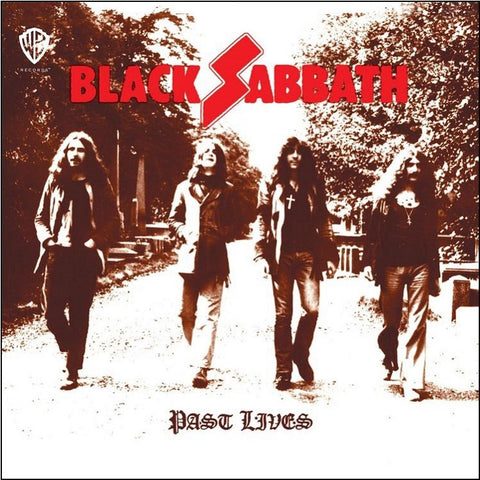 Black Sabbath - Past Lives (Deluxe Edition) 180g Vinyl 2LP (Out Of Stock) Pre-order - direct audio