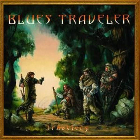 Blues Traveler - Travelers And Thieves on Numbered Limited Edition 180g 2LP - direct audio