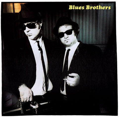 The Blues Brothers - Briefcase Full Of Blues 180g Vinyl LP - direct audio