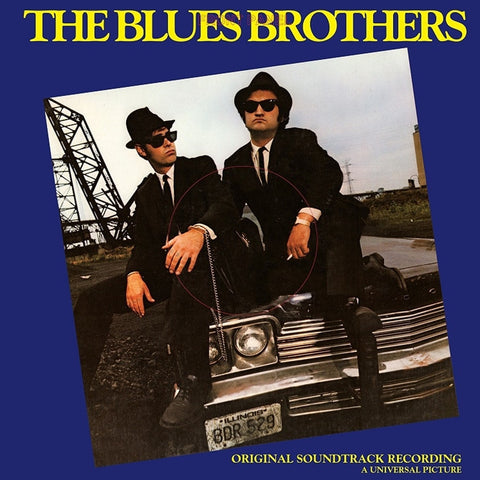 The Blues Brothers - Original Soundtrack Recording Limited Edition Colored 180g Vinyl LP - direct audio