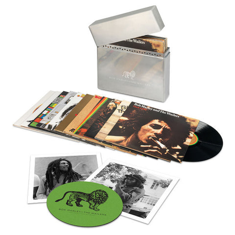 Bob Marley And The Wailers - The Complete Island Recordings: Collectors Edition on Numbered Limited 180g 11LP Box Set - direct audio