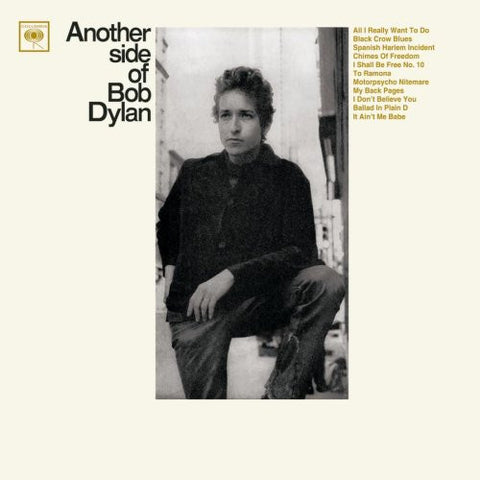 Bob Dylan - Another Side Of Bob Dylan Vinyl LP Mono - direct audio