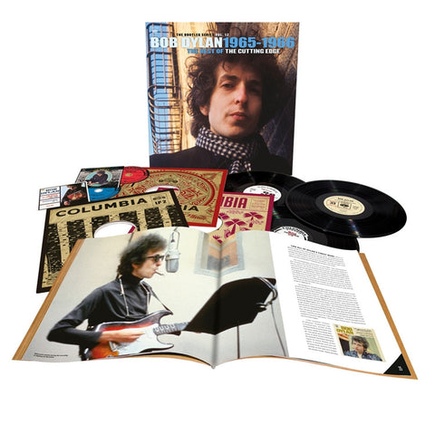 Bob Dylan - The Best of the Cutting Edge 1965-1966: The Bootleg Series Vol. 12 Limited Edition 180g Vinyl 3LP + 2CD Box Set - direct audio
