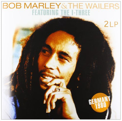 Bob Marley And The Wailers - Germany 1980 on Import 2LP - direct audio
