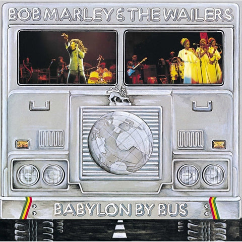 Bob Marley And The Wailers - Babylon By Bus on 180g 2LP - direct audio