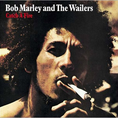 Bob Marley And The Wailers - Catch A Fire on 180g Vinyl LP - direct audio