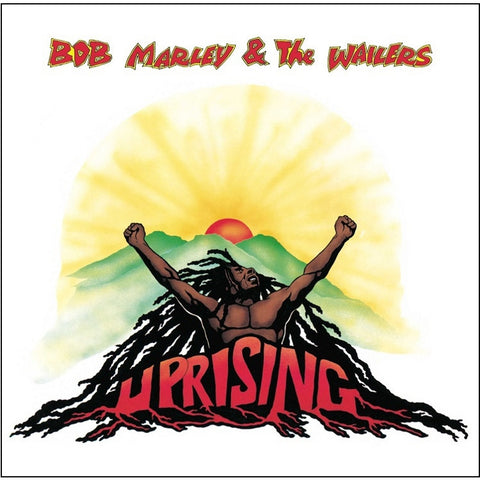 Bob Marley And The Wailers - Uprising on 180g LP - direct audio