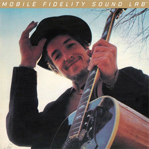 Bob Dylan - Nashville Skyline on Numbered Limited Edition Hybrid SACD from Mobile Fidelity - direct audio