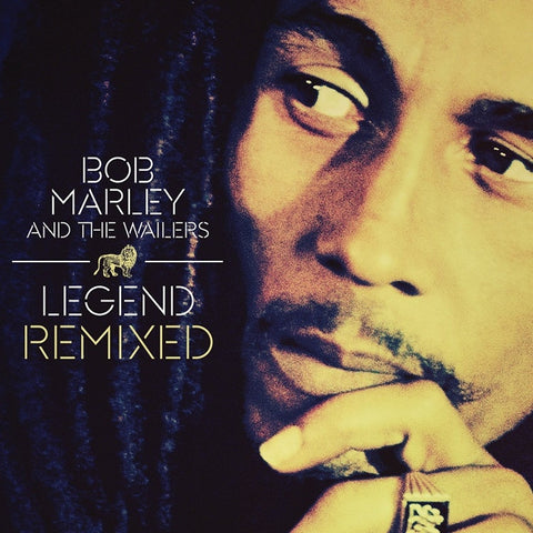 Bob Marley And The Wailers - Legend: Remixed on 2LP - direct audio