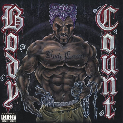 Body Count - Body Count LP - direct audio