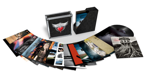 Bon Jovi - The Albums Vinyl 25LP Box Set - direct audio