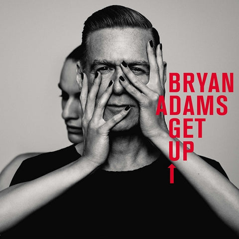 Bryan Adams - Get Up Vinyl LP - direct audio