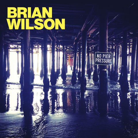 Brian Wilson - No Pier Pressure 180g Vinyl 2LP + Download - direct audio