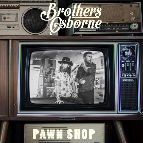 Brothers Osborne - Pawn Shop LP - direct audio