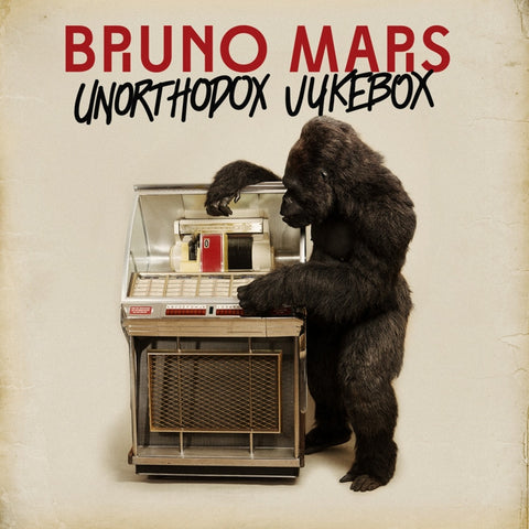 Bruno Mars - Unorthodox Jukebox Vinyl LP - direct audio