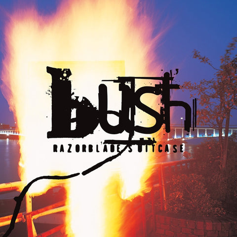 Bush-  Razorblade Suitcase on Limited Edition 180g 2LP w/ D-Side Etching - direct audio