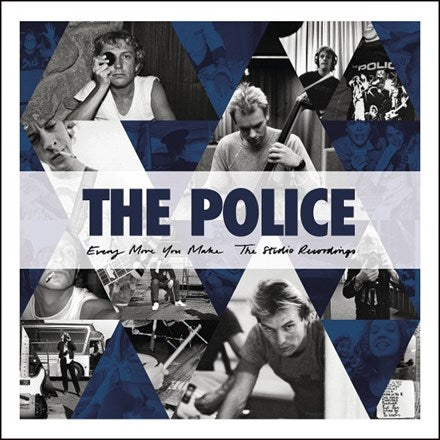 The Police - Every Move You Make: The Studio Recordings 6CD Box Set