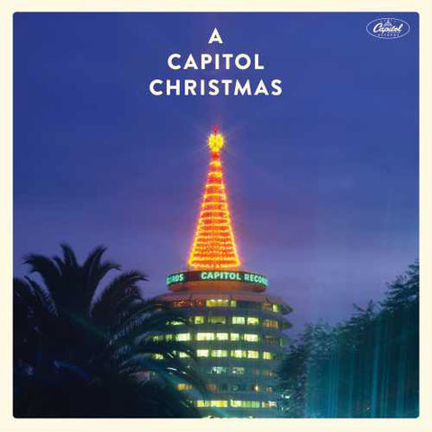 A Capitol Christmas - Various Artist Vinyl 2LP (Out Of Stock) Pre-order - direct audio