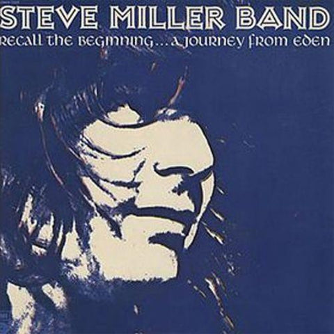 Steve Miller Band - Recall the Beginning A Journey From Eden Colored 180g Vinyl LP - direct audio