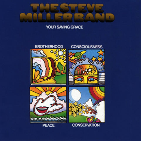 Steve Miller Band - Your Saving Grace 180g Vinyl LP - direct audio
