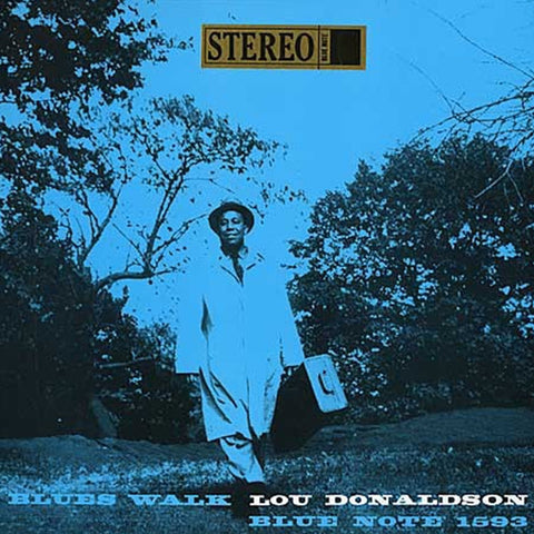 Lou Donaldson - Blues Walk on Hybrid Stereo SACD - direct audio