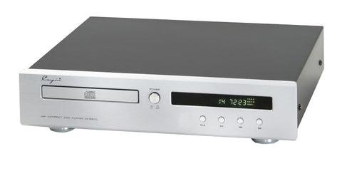 Cayin - CS-55CD Tube CD Player - direct audio - 1