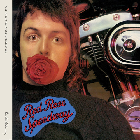 Paul McCartney And Wings - Red Rose Speedway 2CD