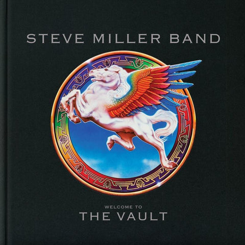 Steve Miller Band - Welcome to the Vault 3CD + DVD Box Set - direct audio