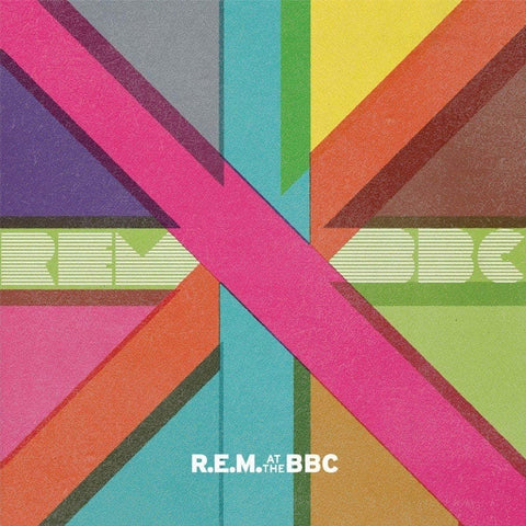 R.E.M. - Best of R.E.M. at the BBC 8CD + DVD Box Set