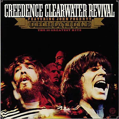 Creedence Clearwater Revival - Chronicles: The 20 Greatest Hits on Vinyl 2LP - direct audio