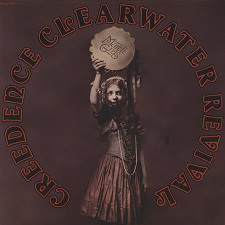 Creedence Clearwater Revival - Mardi Gras on Limited edition 180g LP - direct audio