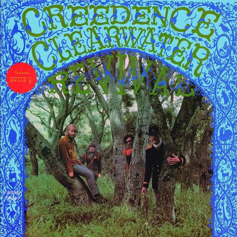 Creedence Clearwater Revival - Creedence Clearwater Revival 180g Vinyl LP - direct audio