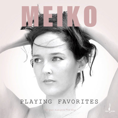 Meiko - Playing Favorites Colored 180g Vinyl LP - direct audio