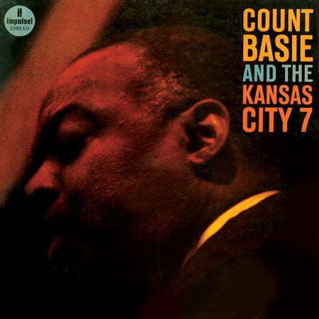 Count Basie - Count Basie And The Kansas City 7 on 180g 45RPM 2LP (Awaiting Repress) - direct audio