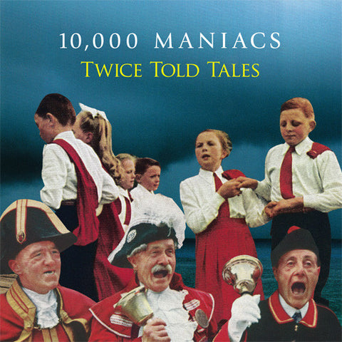10,000 Maniacs - Twice Told Tales Colored Deluxe Edition 180g Vinyl LP - direct audio