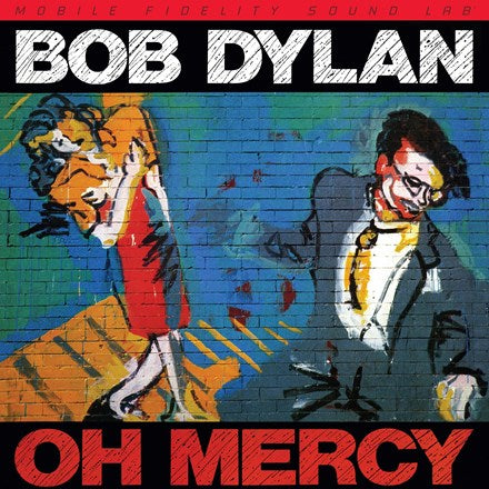 Bob Dylan - Oh Mercy Numbered Limited Edition 180g 45RPM Vinyl 2LP - direct audio