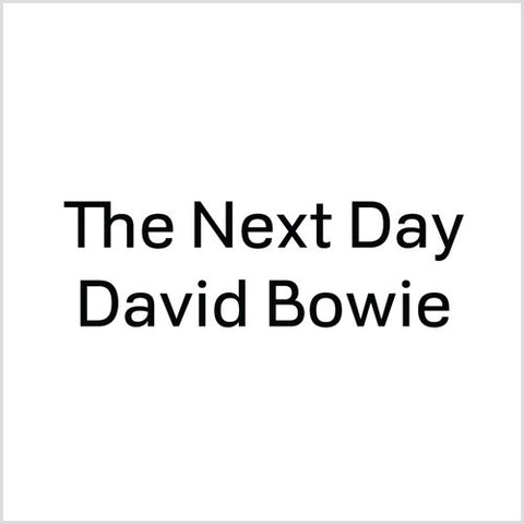 "David Bowie - The Next Day 45rpm 7"" Vinyl Single (Square White Vinyl) - direct audio"