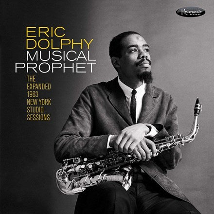 Eric Dolphy Musical Prophet: The Expanded 1963 New York Studio Sessions 3CD