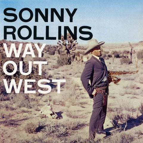 Sonny Rollins - Way Out West Vinyl LP