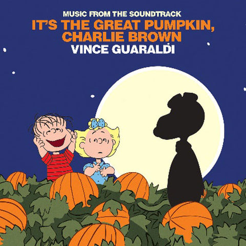 Vince Guaraldi - It's The Great Pumpkin, Charlie Brown: Soundtrack 180g Vinyl LP - direct audio