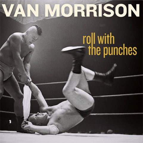 Van Morrison - Roll With the Punches Vinyl 2LP