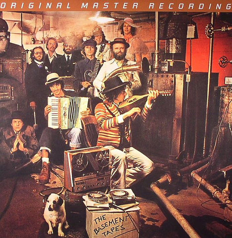 Bob Dylan - The Basement Tapes on Numbered Limited Edition Hybrid SACD from Mobile Fidelity - direct audio